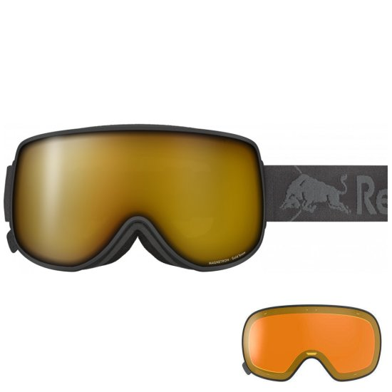 Red Bull Magnetron EON 001 goggle - black