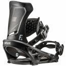 Flux DS Snowboardbindung - black M (EU 39,5 - 43)