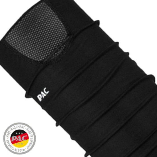 P.A.C. Mesh Mask Multifunktionstuch - black