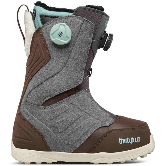 ThirtyTwo Lashed Double Boa Ws Snowboardboot 38