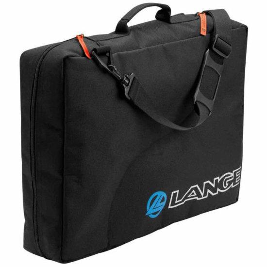 Lange Basic Duo Boot Bag Bootbag - black