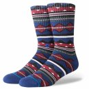 Stance Foundation Kern Crew Socken - navy