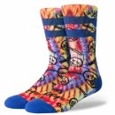 Stance Sidestep Screw Off Socken - blue