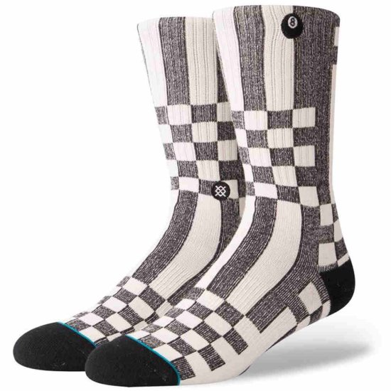 Stance Foundation Oso Crew Socken - black