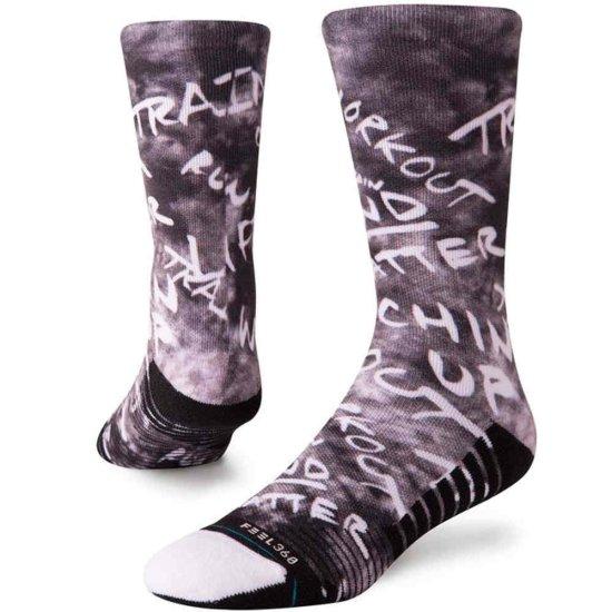 Stance Training Mens Disfunction Socken - black