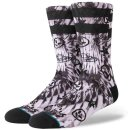 Stance Sidestep No brain Socken - black