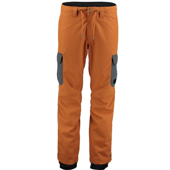 ONeill Friday N Hybrid Snowpant 10k - glazed ginger L