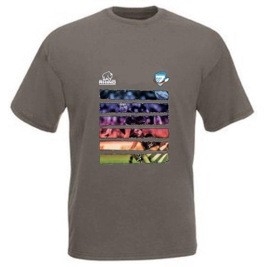 Oktoberfest7s Tshirt Rugby - charcoal